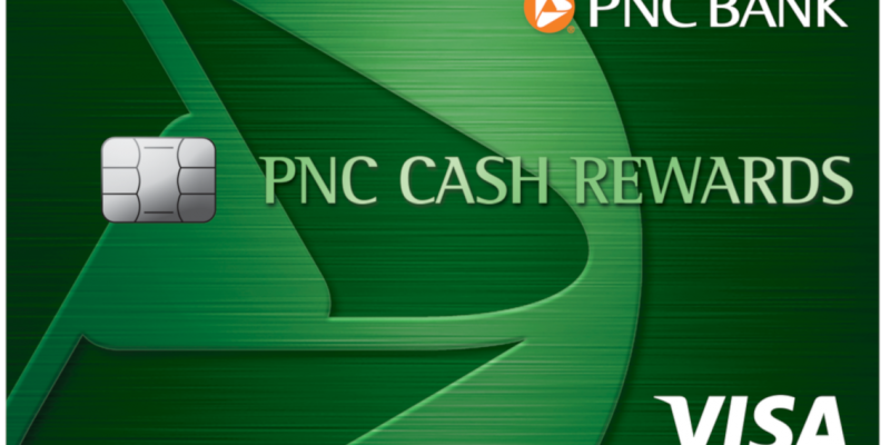 PNC Cash Rewards Card
