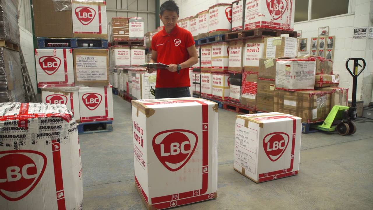 Balikbayan Boxes